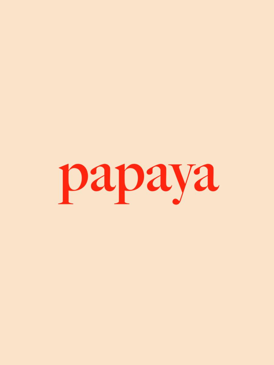 Papaya Website Design