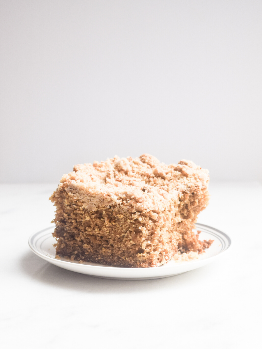 LAUSD Legendary Old Fashioned Coffee Cake