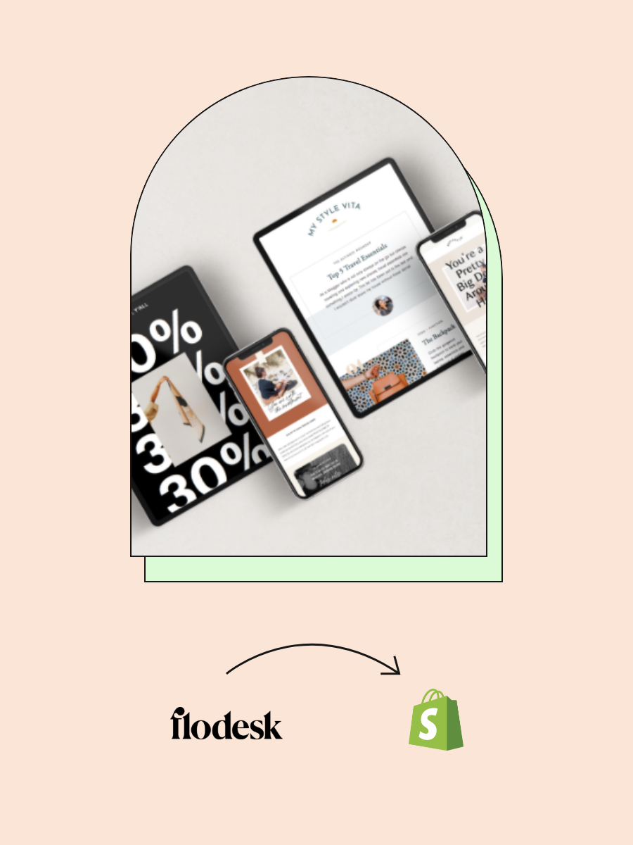 How To Add A Flodesk Form To Shopify