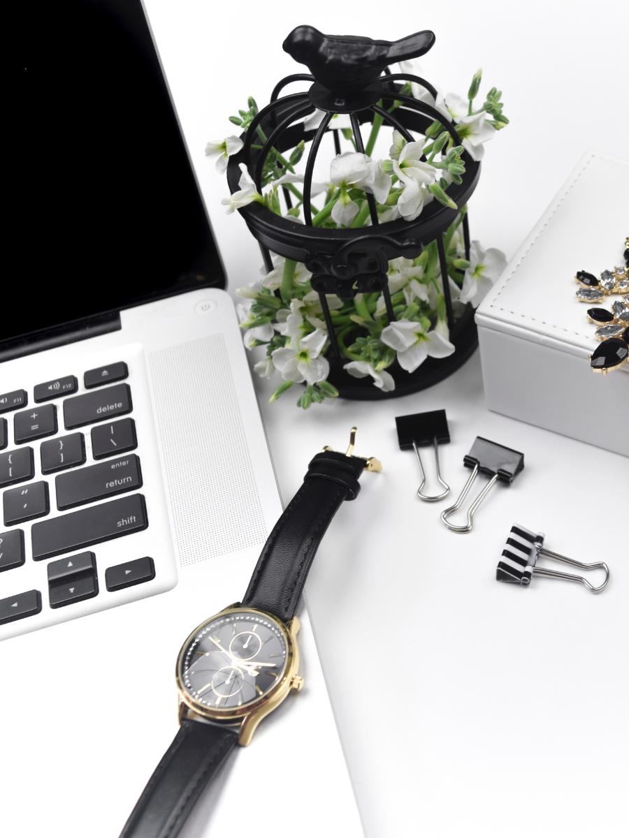 Free Black & White Styled Stock Photos