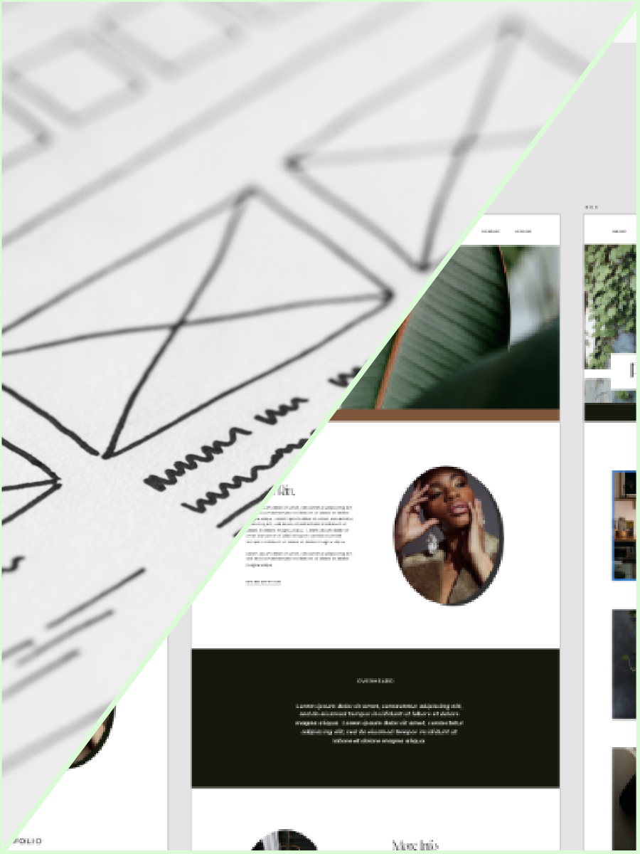 The Differences Between Low Fidelity & High Fidelity Wireframes